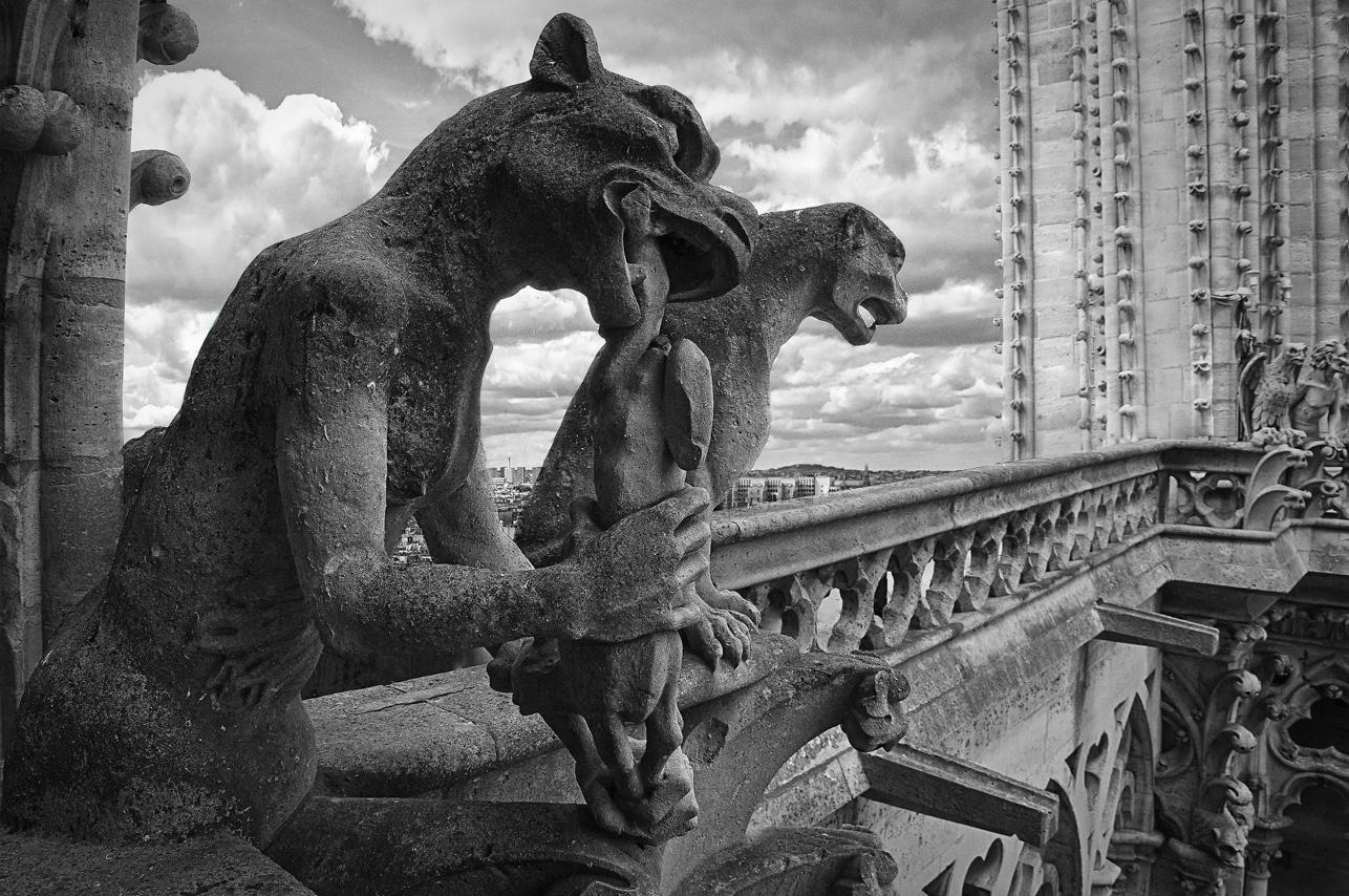 Die Chimären von Notre Dame
