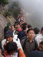 Die chinesische Art des Reisens funktioniert nach dem Schneeballprinzip