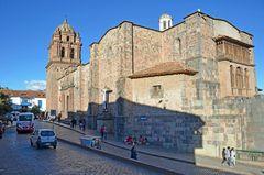 Die Compania de Jesus in Cusco
