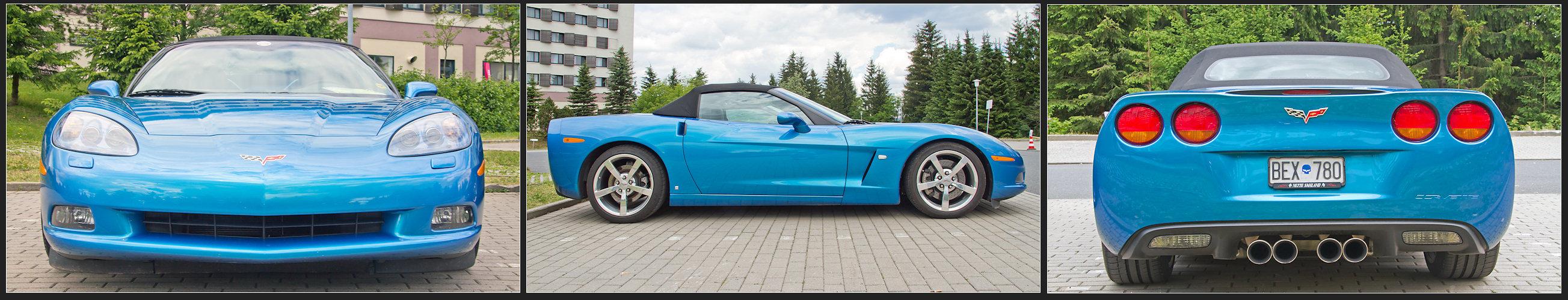 Die Corvette