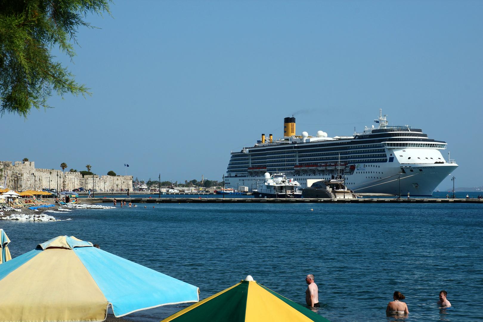 Die Costa Mediteranea...