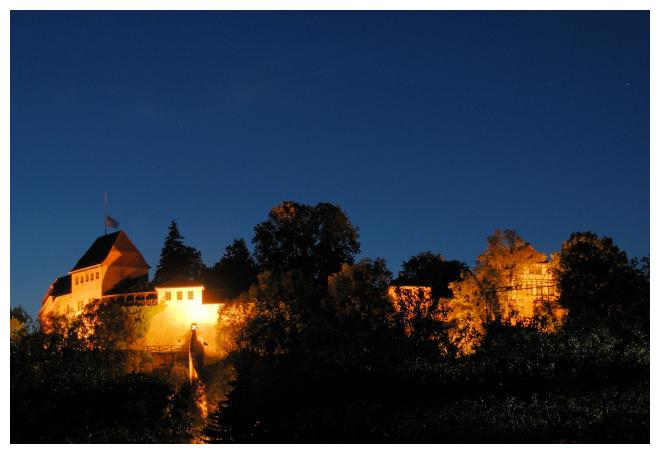 Die Creuzburg