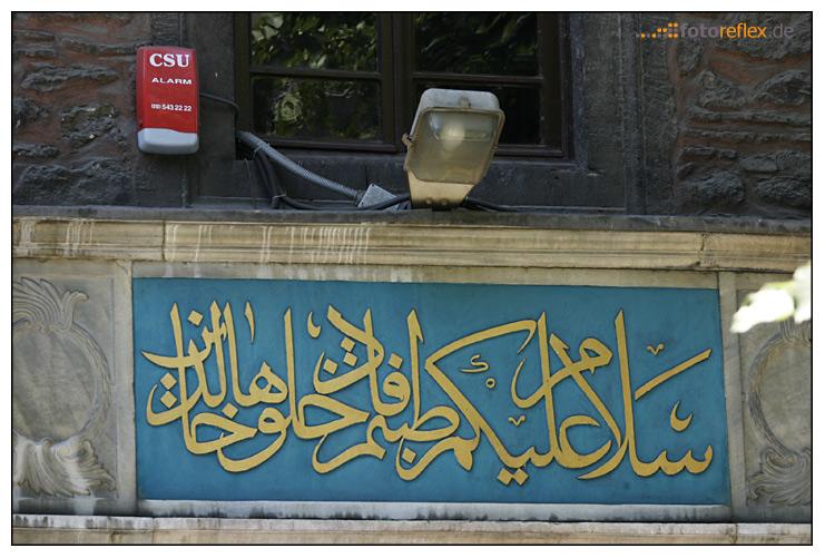 Die CSU wacht über den Islam