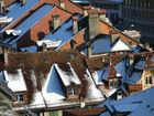 Die Dächer der Matte (untere Altstadt) Bern