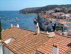 Die Dächer von Cadaqués