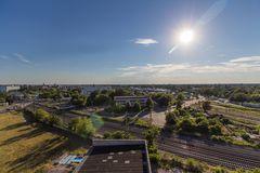 Die Dächer von Dessau - Ein Überblick