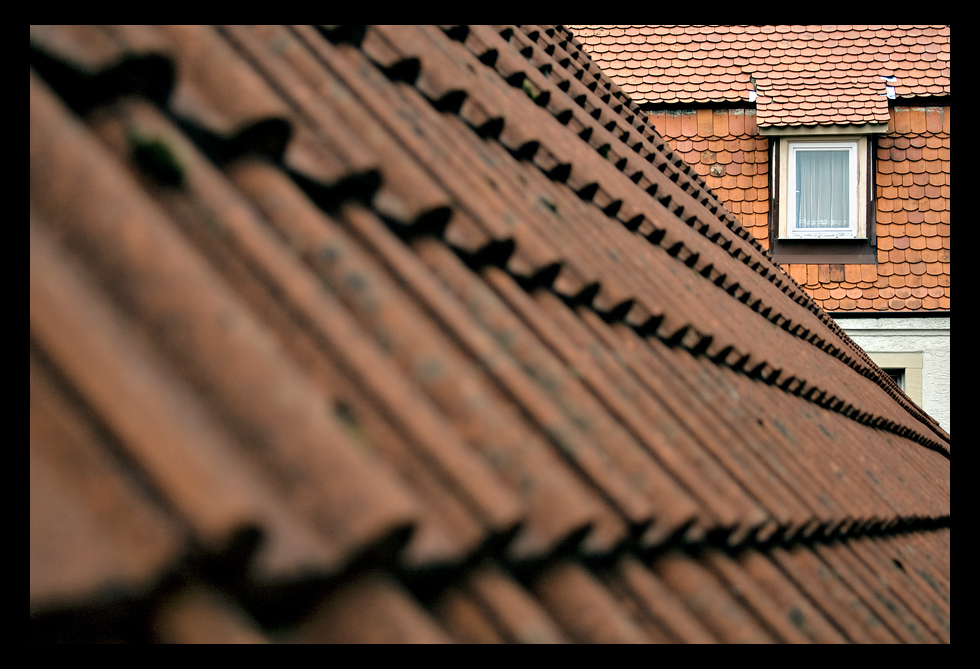 Die Dächer von Ingelfingen III