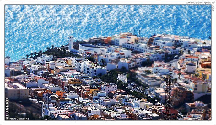 Die Dächer von Morro Jable