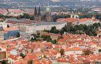 Die Dächer von Prag...