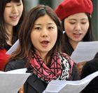 Die Deutsche National-Hymne auf Japanisch !!!!