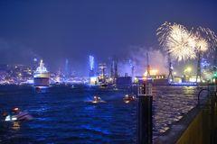 Die DEUTSCHLAND bei den Hamburg Cruise Days
