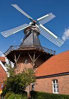 Die Ditzumer Mühle (1)