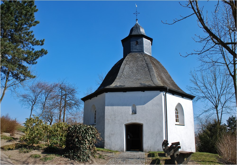 Die Dorfkapelle ...