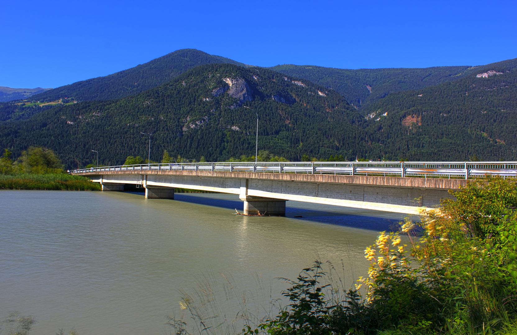 Die Draubrücke