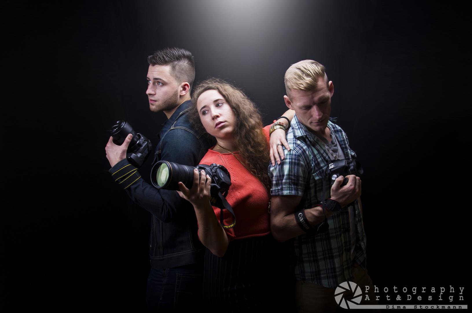Die Drei (2)