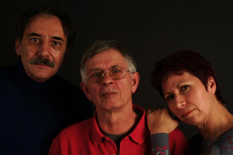 Die Drei - Heinz , Franz und Simona