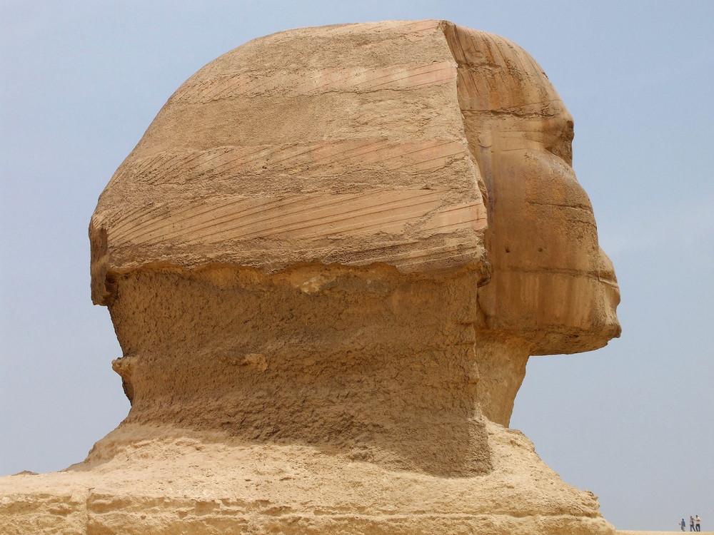 Die drei und der Sphinx