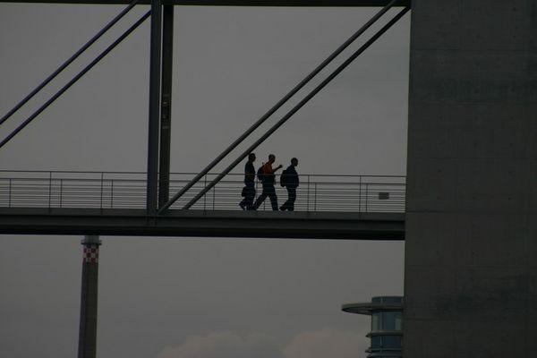 Die Drei von der Baustelle
