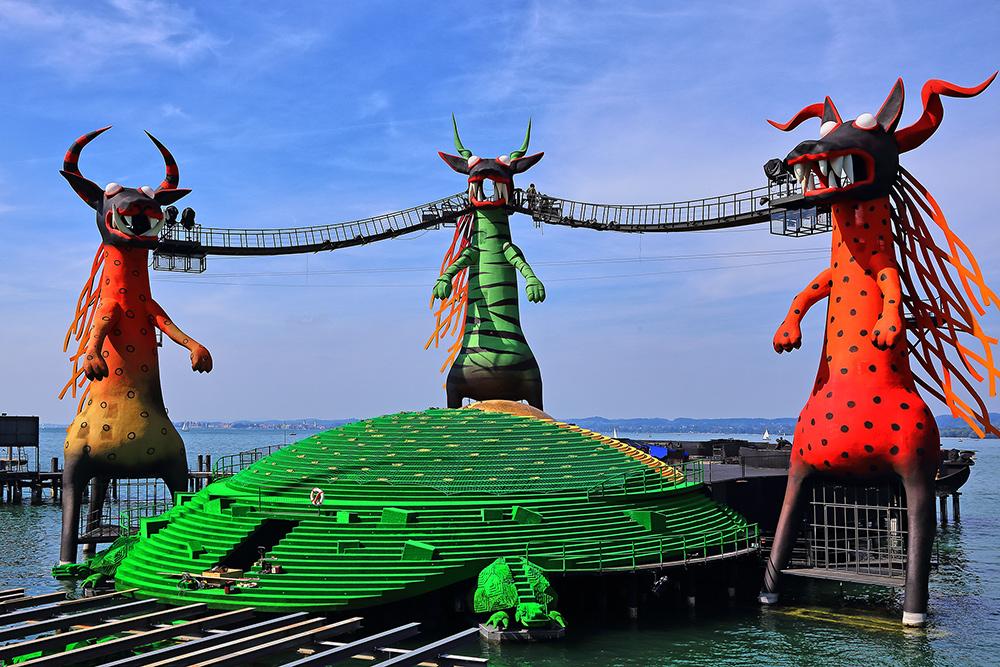 Die Drei von der Seebühne