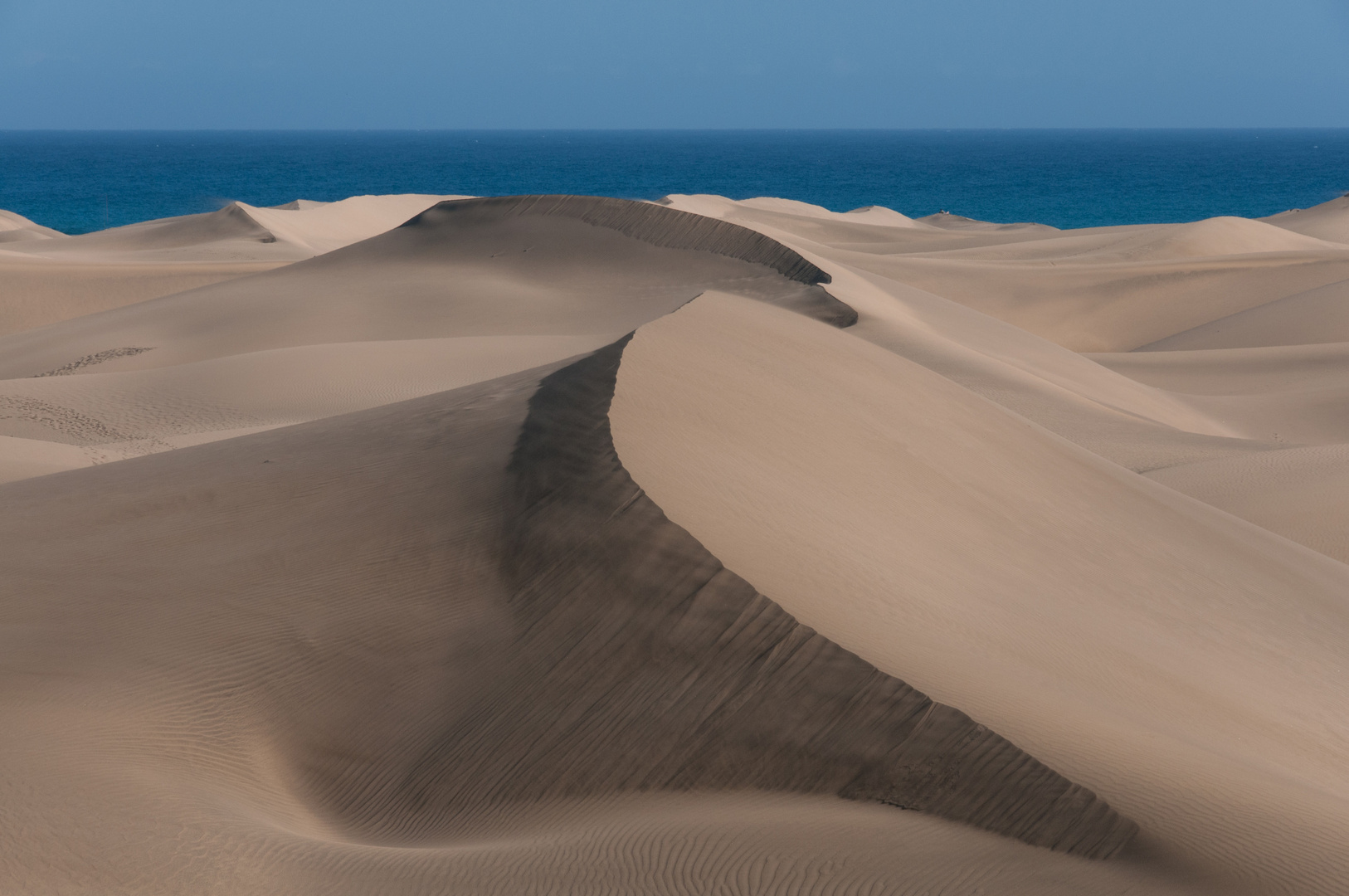 Die Dünen von Maspalomas (Gran Canaria)