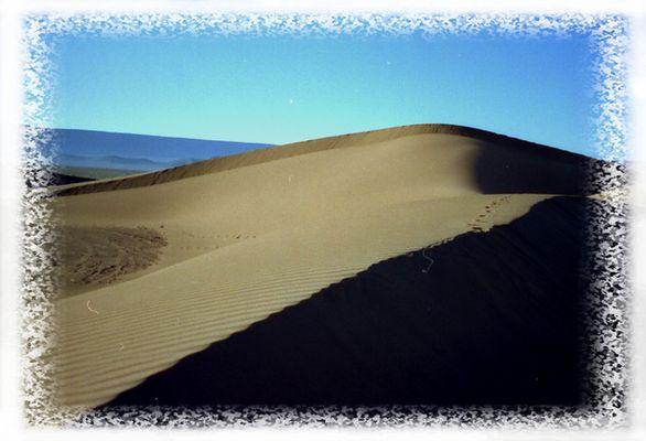 Die Dünen von Zagora