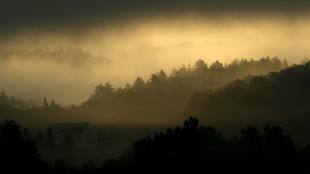 Die dunkle Seite des Morgens