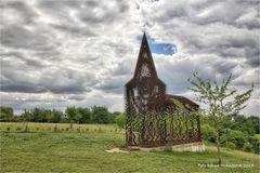 """Die durchsichtige """" Kirche """""""