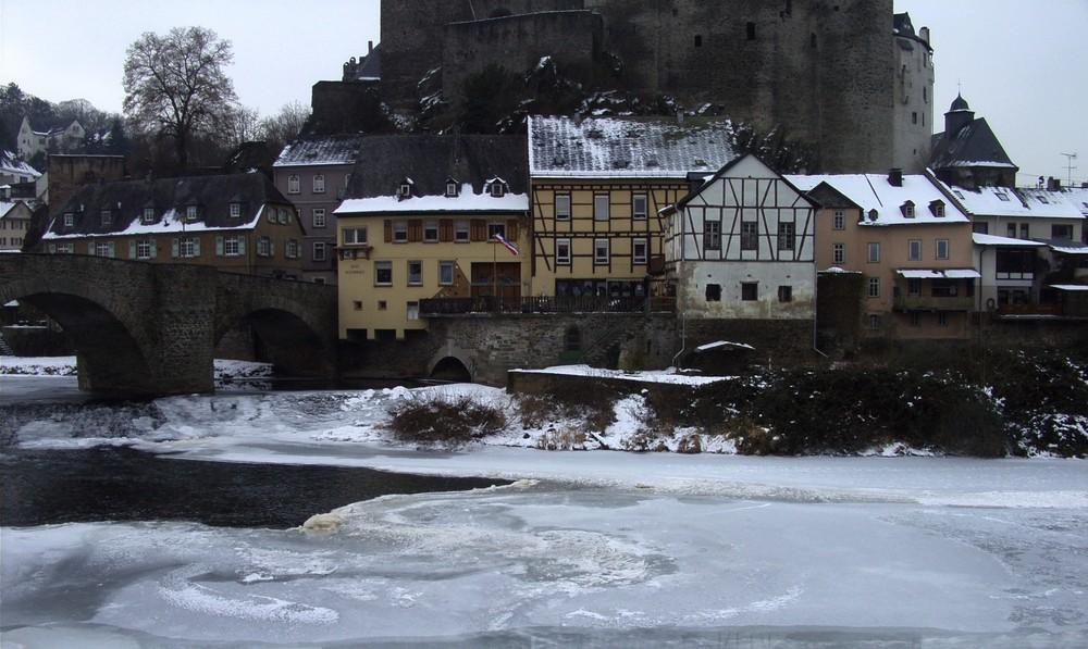 Die ehemalige Runkler Bannmühle