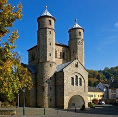 Die ehemalige Stiftskirche