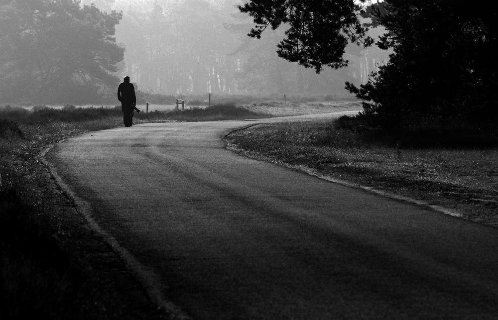 Die Einsamkeit des Fotografen