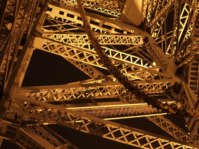 Die einzigartige Brücke
