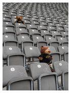 Die einzigen Fans ?