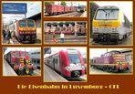 Die Eisenbahn in Luxemburg