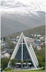 Die Eismeer Kathedrale
