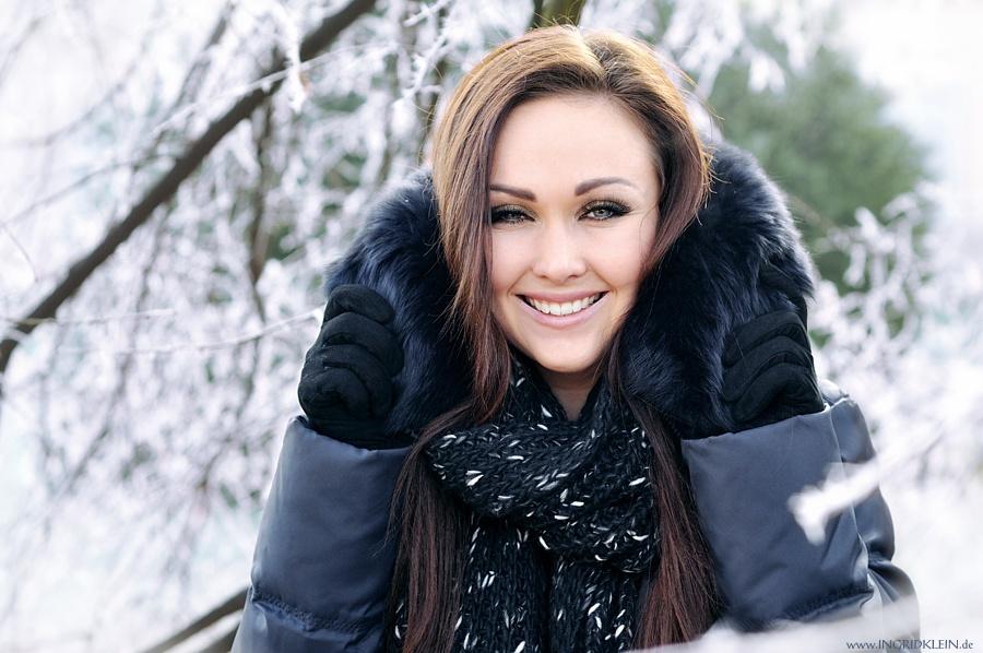 Die Eisprinzessin aus Novosibirsk