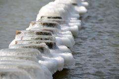 Die Eisterassen von Hiddensee