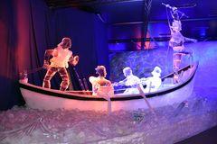 """Die Eiswelt """"Moby Dick"""" in Rövershagen (1)"""