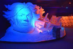 """Die Eiswelt """"Moby Dick"""" in Rövershagen (2)"""