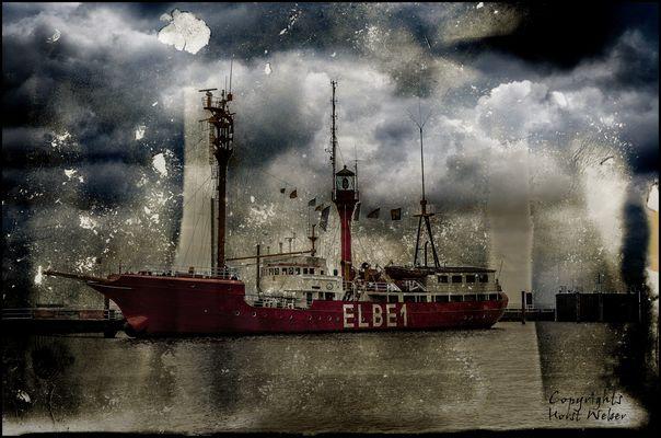 Die Elbe...