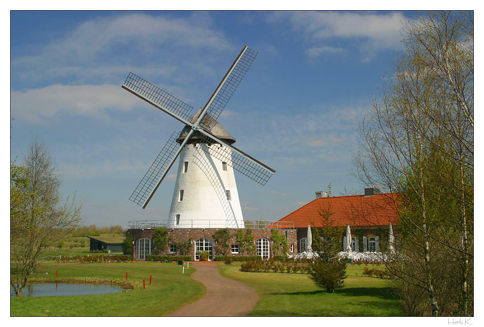 Die Elfrather Mühle