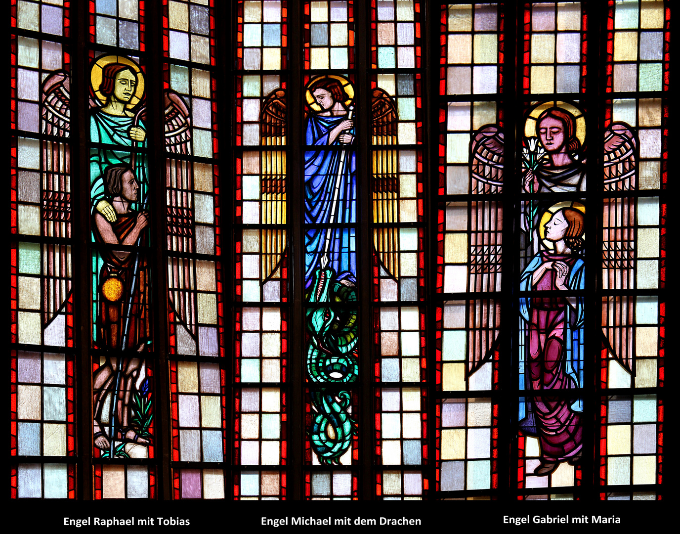 Die Engelfenster