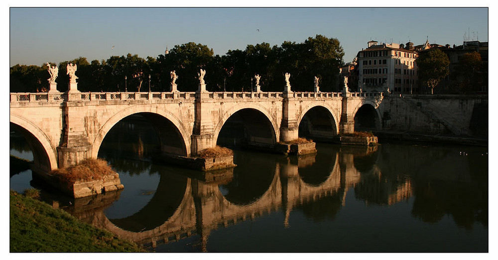 Die Engelsbrücke