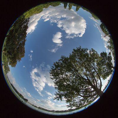 Die Erde ist rund