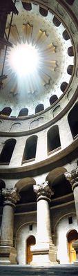 Die Erleuchtung - die Grabeskirche Jesu