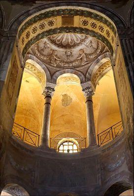 Die Erleuchtung in  Ravenna