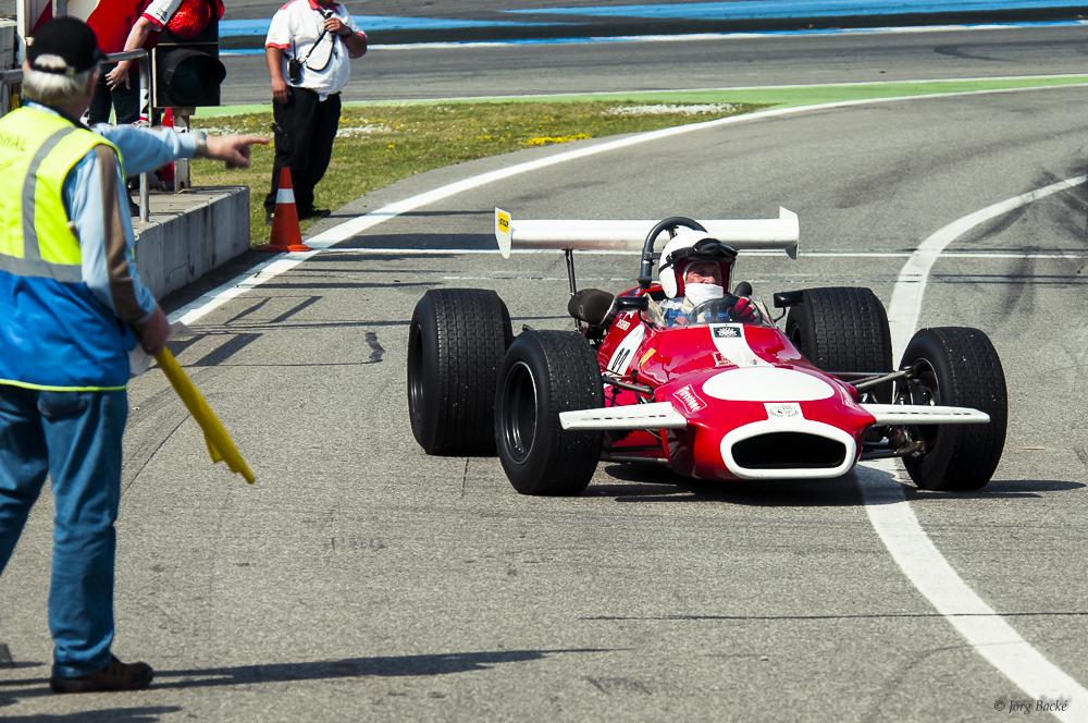 Die ersten aerodynamischen Hilfen