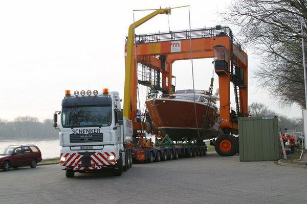 Die ersten Bilder von der Boot in Düsseldorf (1)
