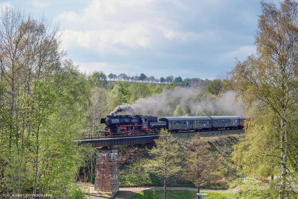 Die Erzgebirgische Aussichtsbahn ...