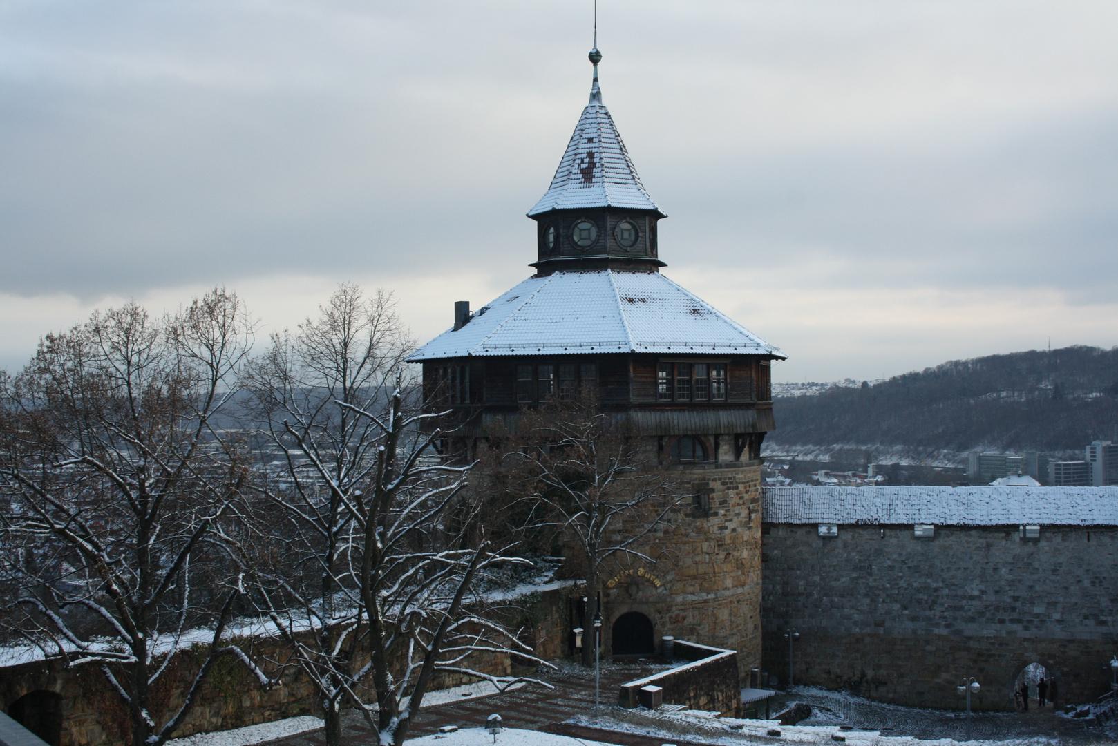 Die Esslinger Burg