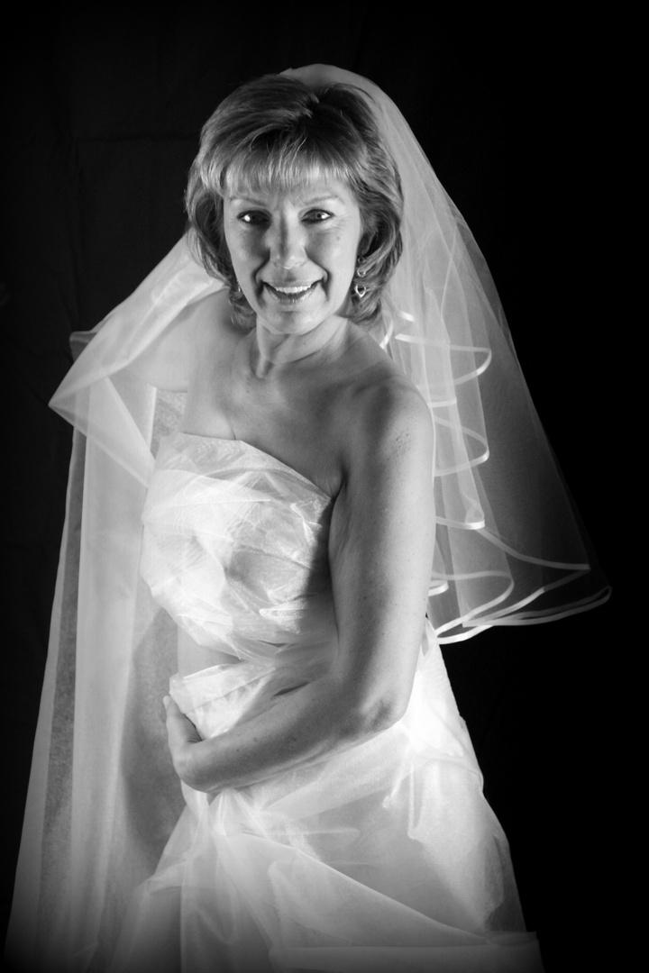 die etwas andere Braut